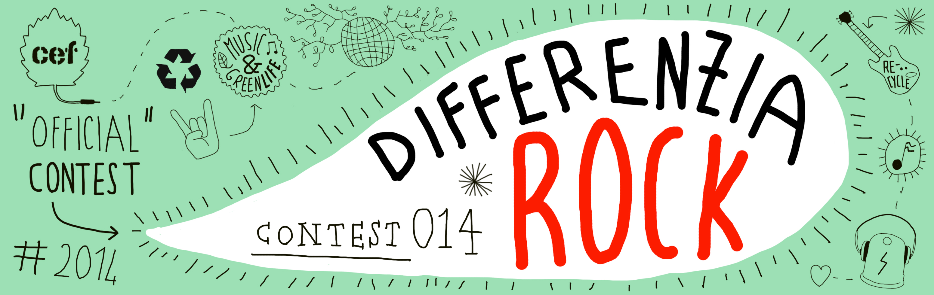 CEF DifferenziaRock Contest 2014
